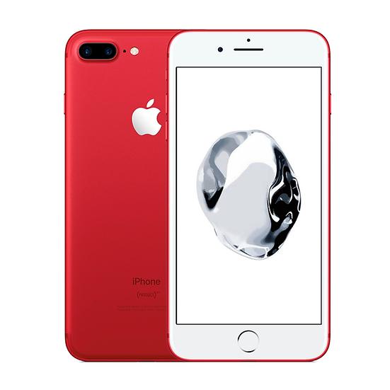 iPhone 7 Plus б/у 128Gb red