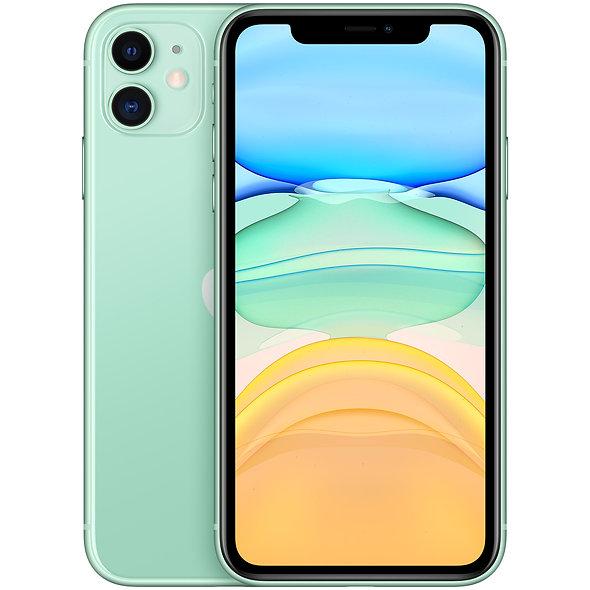 iPhone 11 б/у 256Gb green