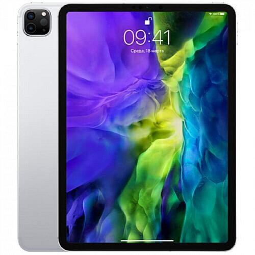 "iPad Pro 4 11"" (2020)  Wi-Fi + Cellular silver  512Gb"