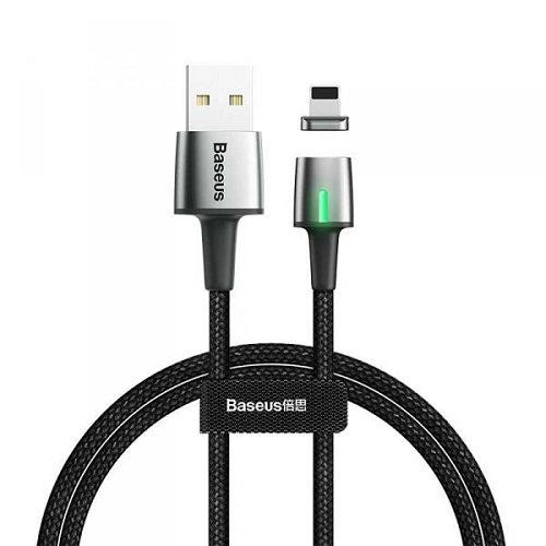 Кабель Baseus Zinc Magnetic Cable USB - Type-C 2A 100см