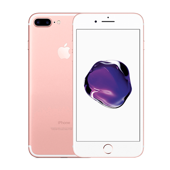 iPhone 7 Plus б/у 32Gb rose gold