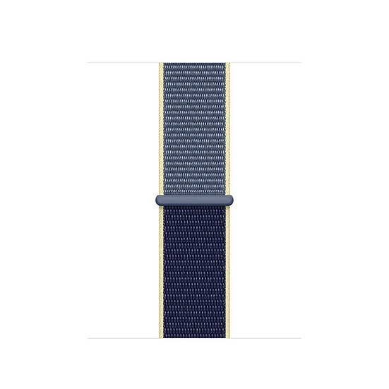 Спортивный браслет Apple Watch alaskan blue