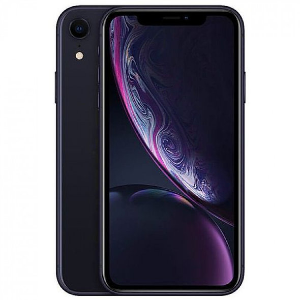iPhone XR б/у 256Gb black