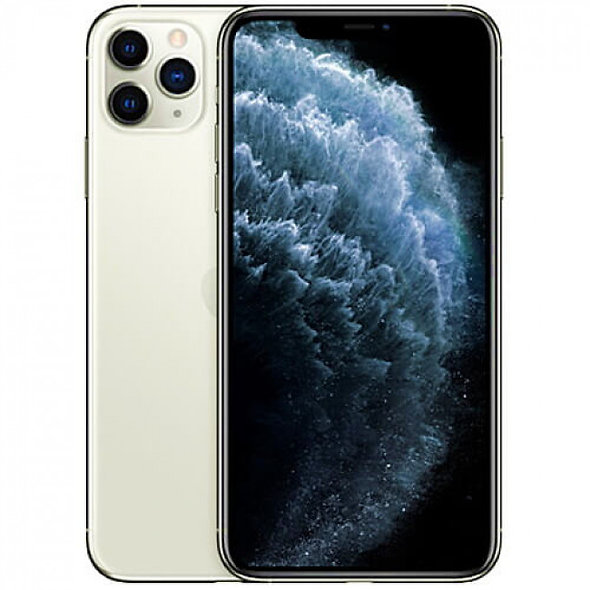 iPhone 11 Pro Max silver 64Gb