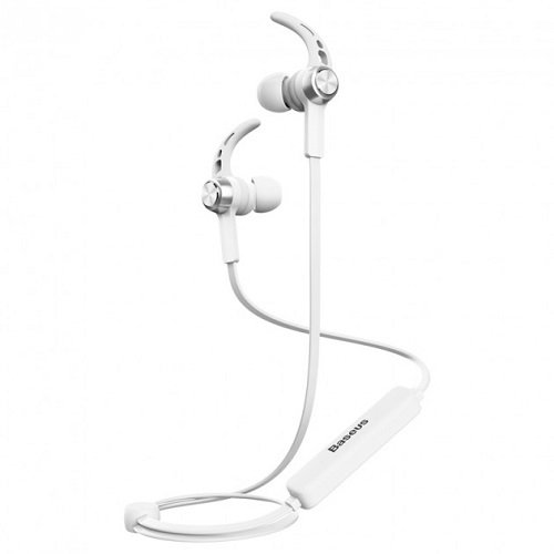 Беспроводные наушники Baseus Licolor Magnet Wireless Earphone white