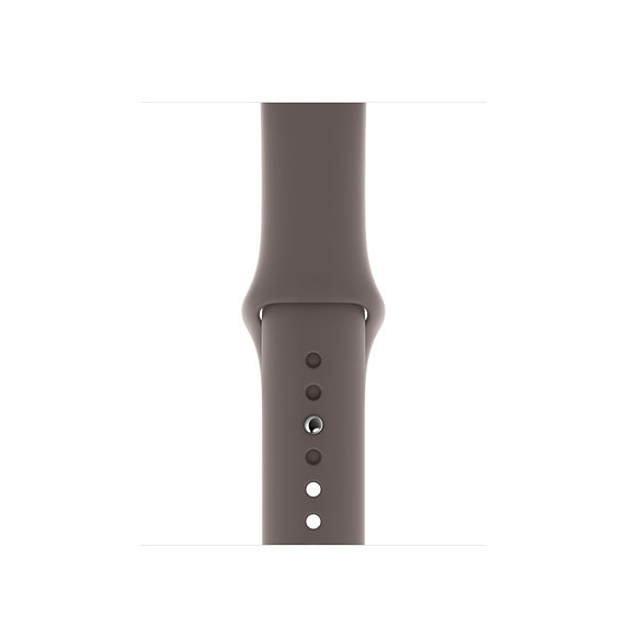Спортивный ремешок Apple Watch coastal gray