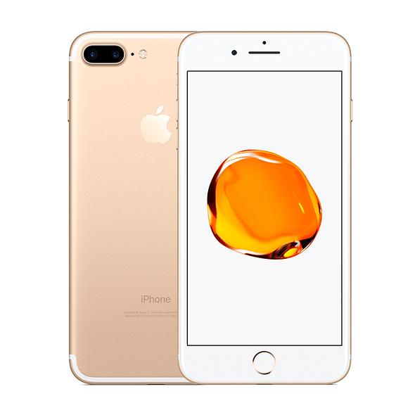 iPhone 7 Plus б/у 256Gb gold