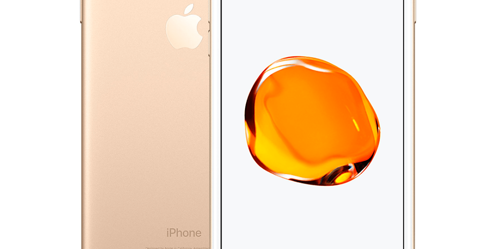 iPhone 7 Plus б/у 128Gb gold