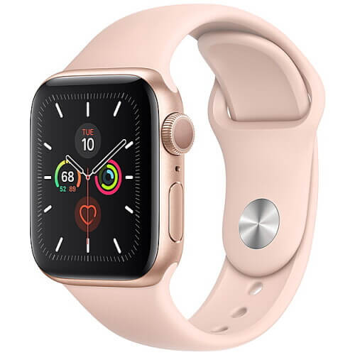 Apple Watch 5 gold