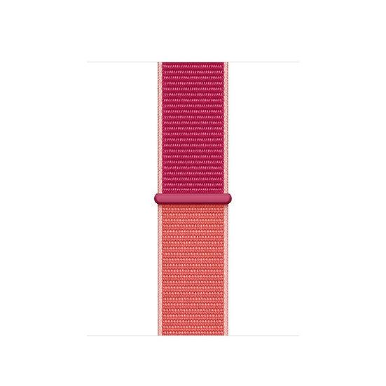 Спортивный браслет Apple Watch pomegranate