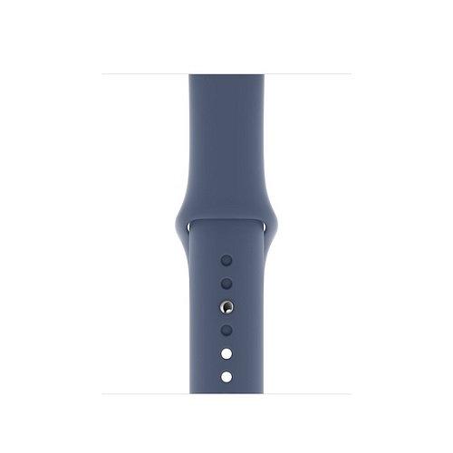 Спортивный ремешок Apple Watch alaskan blue
