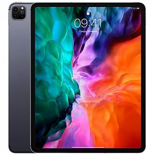 "iPad Pro 4 12,9"" (2020) Wi-Fi + Cellular space gray  128Gb"