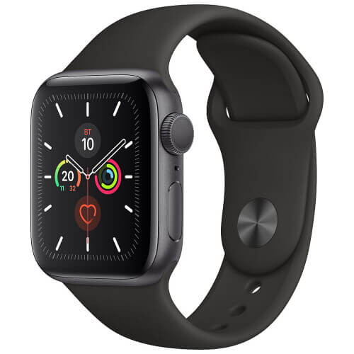 Apple Watch 5 space gray