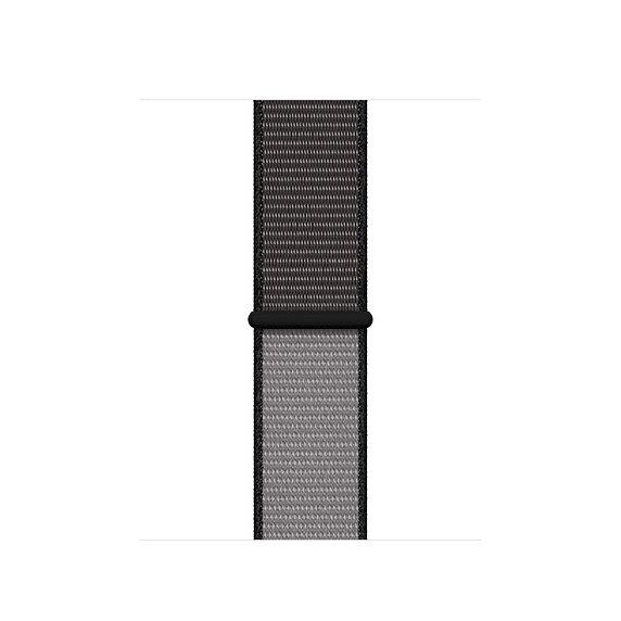 Спортивный браслет Apple Watch anchor gray