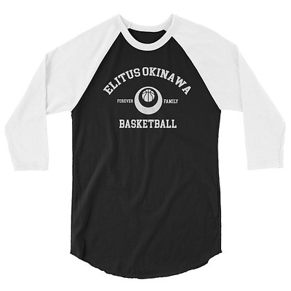 Elitus Okinawa Gym Property raglan shirt