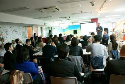 広島市で日本初WIXLoungeイベントを開催