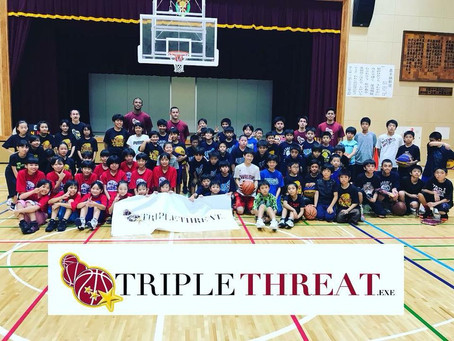 Triple Threat.EXE 「Do it for the Kids Clinic」