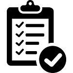 verificatie-van-levering-lijst-klembord-