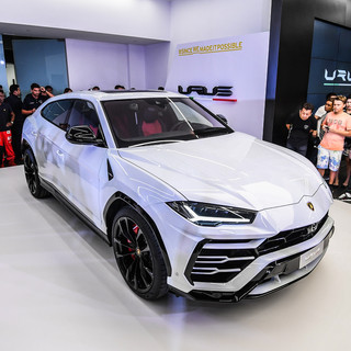 Parade of the Bulls & Lamborghini Urus Private Preview