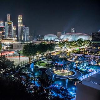 Lamborghini Singapore F1 Race Day Experience - Highlight Video
