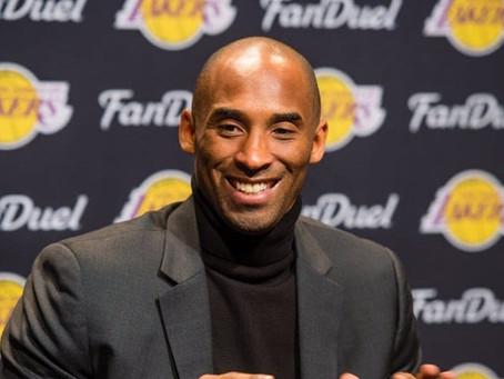 Kobe Bryant's work ethic.