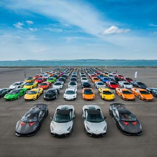 Parade of the Bulls & Lamborghini Urus Private Preview - Highlight Video
