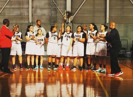 Zion Christian HS Girls Wins OCSI Title | ザイオン・クリスチャン高校女子がOCSI大会優勝