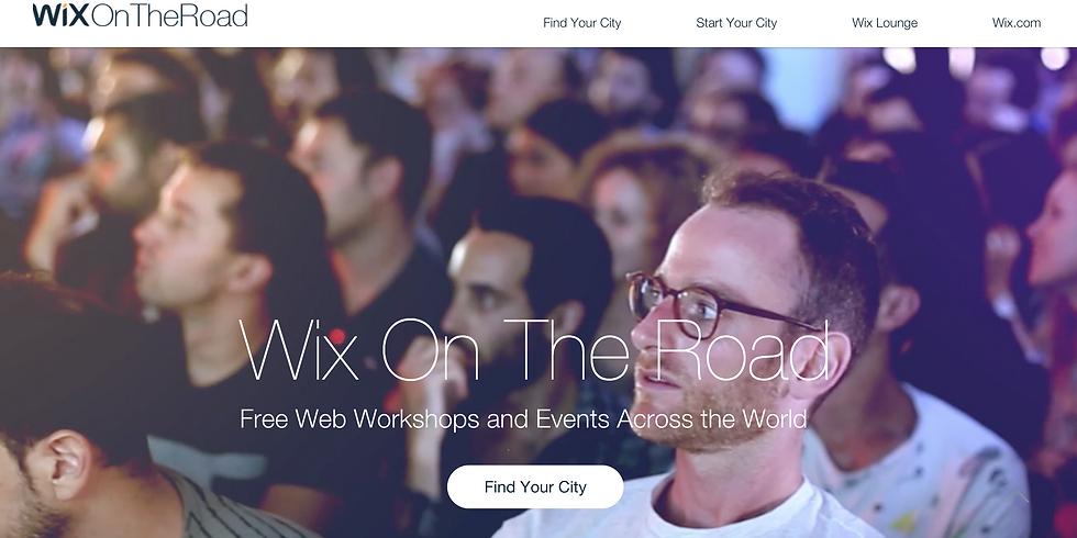 [無料]WIXが日本へ上陸!E-コマースサイト制作に関するWix MeetUpセミナー (1)