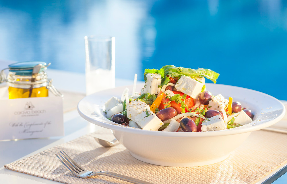 Greek Salad - Horiatiki