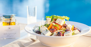 Greek Salad is made of Summer