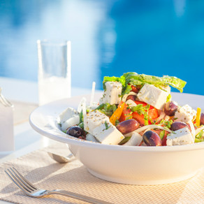 Greek Salad is made of Summer