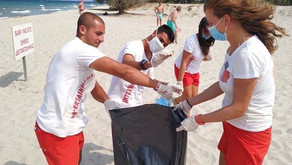 Caring for the Sea that Unites Us: Caravia Beach Clean up 2020