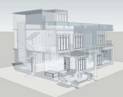 BIM. Image: University of Salford