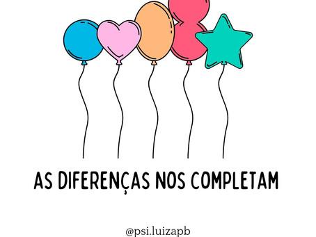 As Diferenças nos Completam