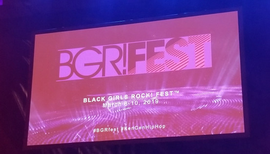 Inaugural BLACK GIRLS ROCK! Fest™ Hits The Kennedy Center