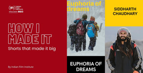 How I made it:  Euphoria Of Dreams (2018)