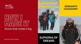How I made it:  Euphoria Of Dreams (2018)
