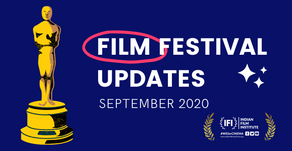 Film Festival & Market       Updates: September 2020