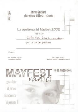 Caserta MAYFEST 2002