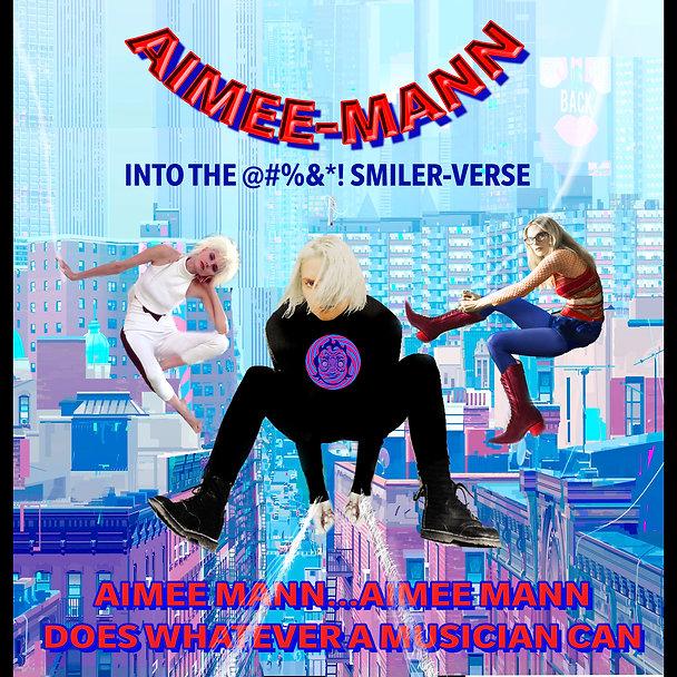 Into the Spider Aimee Mann Verse flat sq