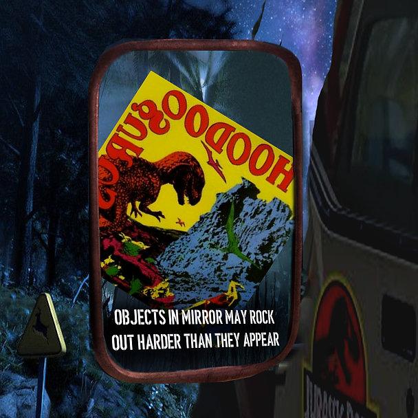 Jurassic Park Power Pop Meme MASTER 2 sq