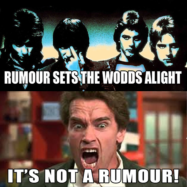 The Records Rumour Sets The Woods Kinder