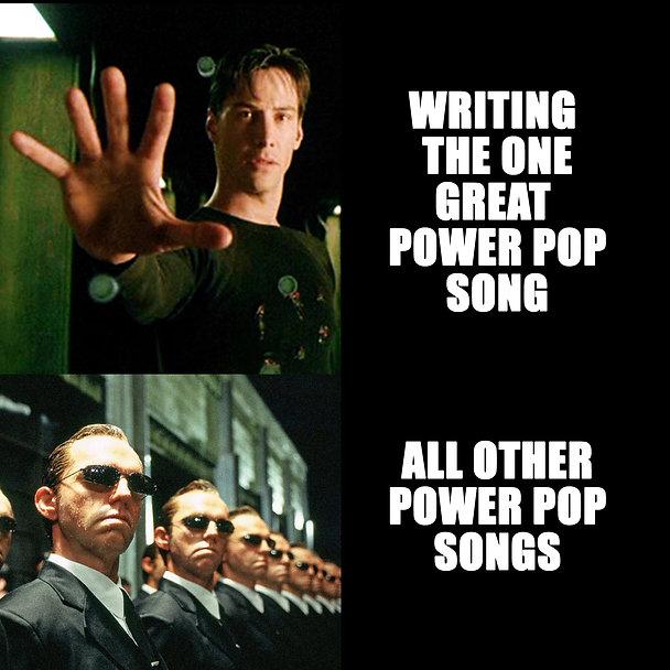 The Matrix The One Power Pop Meme flat.j