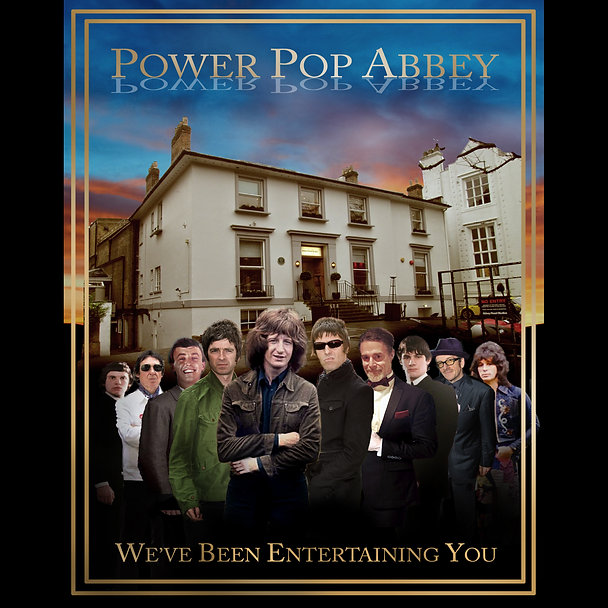 Power Pop Abbey Master Just the Power Po
