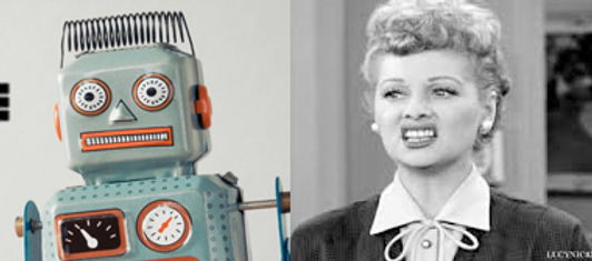 tom curless robot and lucille ball.jpg