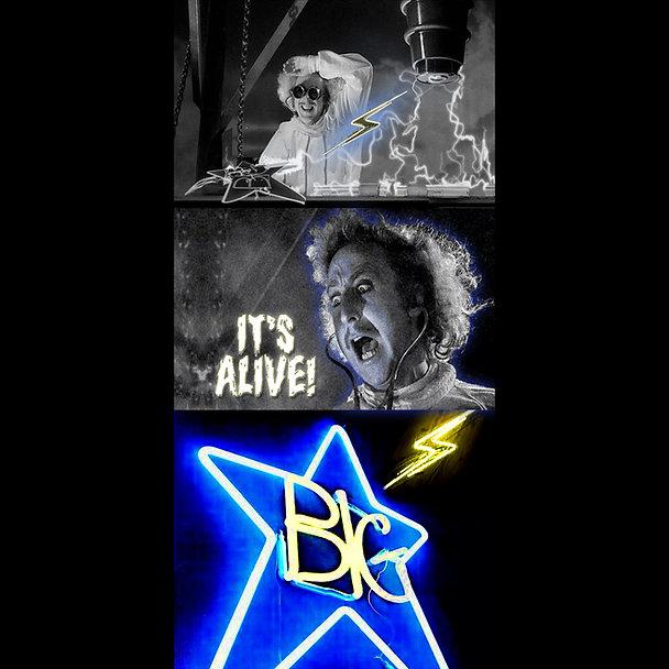 Young Frankenstein Power Pop Big Star Me