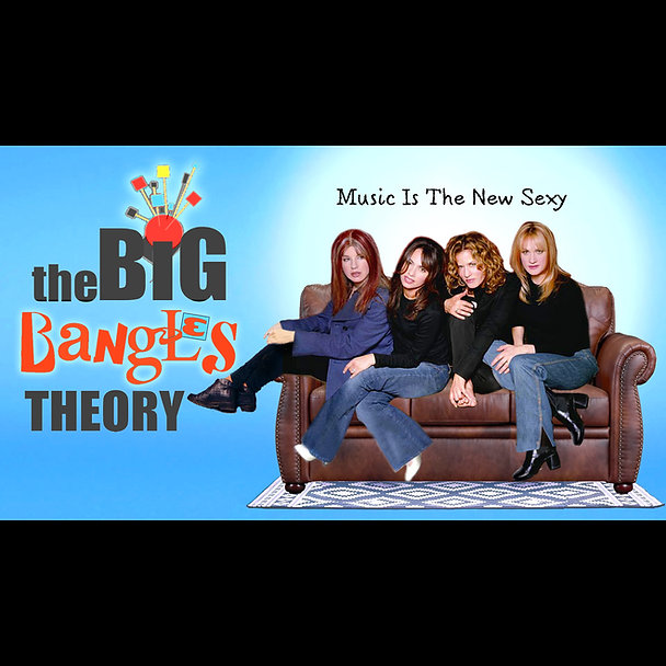 The Big Bangles Theory MASTER flat squar