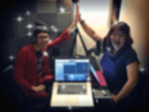 Jessica and Nadja Dee in the POD RECORDI