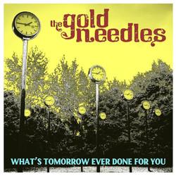 gold needles