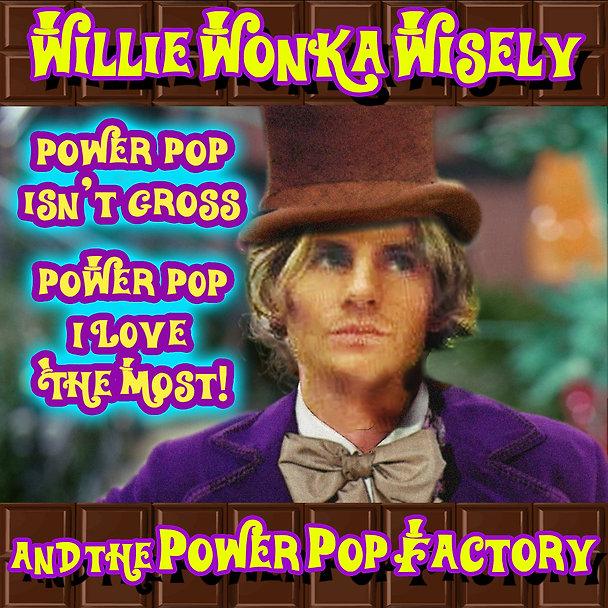 Willie Wonka Wisely Power Pop Meme flat